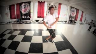 SDA SUMMER CAMP 2012 - Choreografia by Chris Martin - part III
