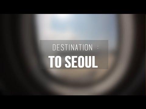 Travel to Seoul 서울 Korea, Summer-Trip Vlog 2014 [ᴴᴰ 1080p]