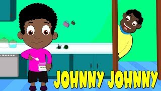 Twi Baby Song | Johny Johny Yes Papa | Ghana Songs for Kids | Akan Rhymes