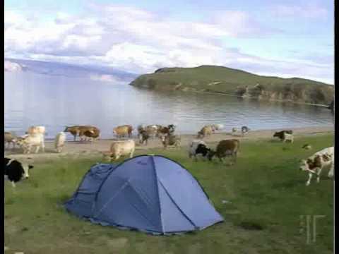 Lake Baikal, Siberia. Озеро Байкал. Путешествие к морю. Part 8