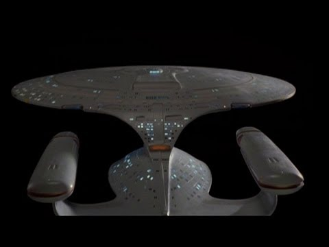 Star Trek: The Next Generation Blu-ray Clip -