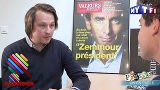Martin Weill rencontre le rédacteur en chef de Valeurs Actuelles - Quotidien du 28 Avril