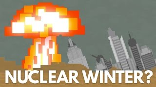Could Humans Survive a Nuclear Winter?
