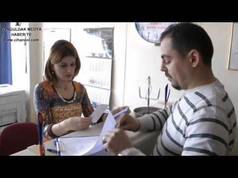 ÇAYCUMA'DA TENEKE TAVUK APARATI TESCİL EDİLDİ