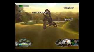 Freestyle Metal X FMX PS2 Full Playthrough (Deibus/Midway Sports Asylum) Part 2