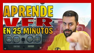 Escuela de vuelo Virtual   Episodio 1  Iniciarse en la simulación aérea X-Plane Español