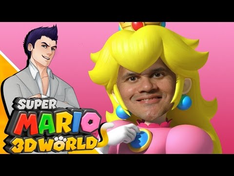Cat Peach Hentai | Super Mario 3d World | Dexplay #56 video