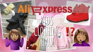 ALIEXPRESS | Baby & Toddler Clothing Haul (w/links)