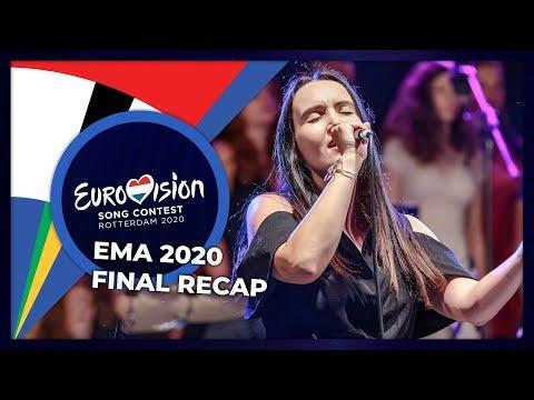 EMA 2020 (Slovenia) | Final | RECAP