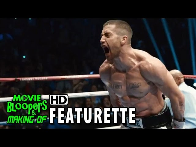 Southpaw (2015) Featurette - Training