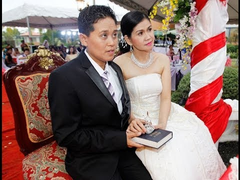 Rogue Minister Officiates Philippines Same-sex Marriage (linkasia: 11 1 13) video