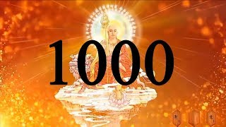 Nhạc niệm 1000 danh hiệu Địa Tạng Vương Bồ Tát (HD 720)