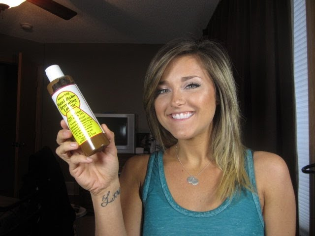 REVIEW: Amazing Maui Babe Browning Lotion!!
