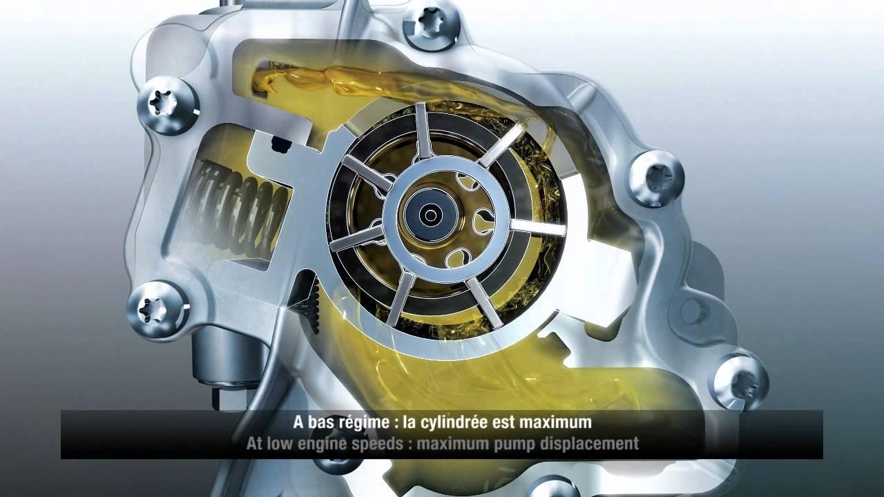 Bomba De Aceite Motor Di 233 Sel Youtube