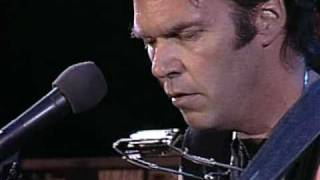 Neil Young - Comes A Time (Live at Farm Aid 1986)
