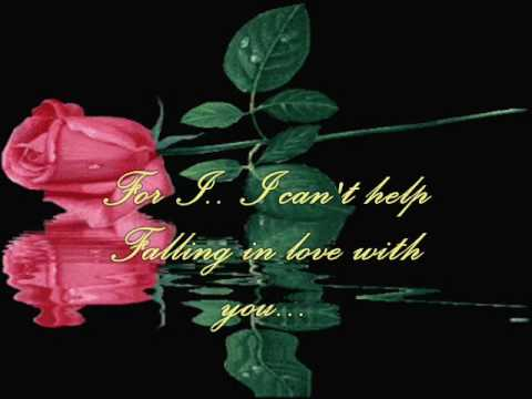 Richard Marx - I Cant Help Falling in Love With You