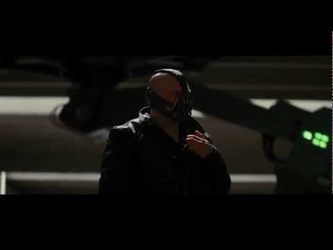 The Dark Knight Rises - Bane Steals the Bomb (HD)