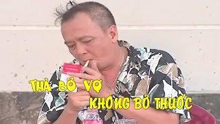 """Hài 2019 """"Thà Bỏ Vợ Không Bỏ Thuốc"""" - Tiểu Bảo Quốc, Hương Giang, Lê Giang   Hài mới nhất 2019"""
