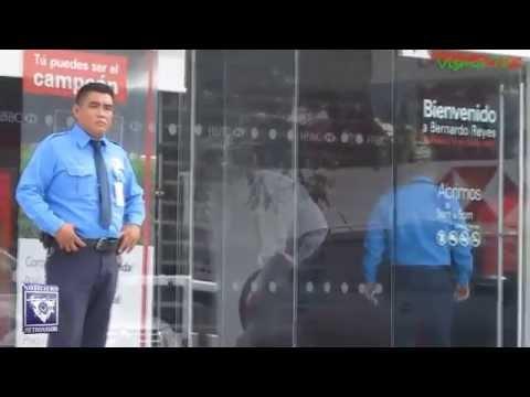 Roban cuantiosa suma de dinero a cuentahabiente de HSBC en Tepeji