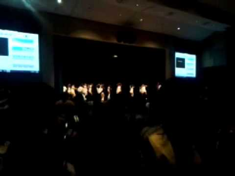 Miami Jackson senior high school marching band