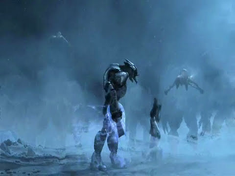 The Halo Movie Trailer