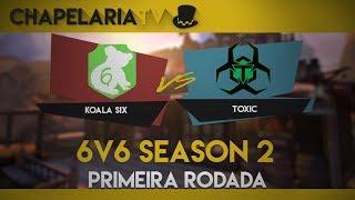 6v6 Season 2 // Koala Six x Toxic