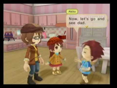 Harvest Moon Animal Parade Harvest King´s (Ignis) son is ...