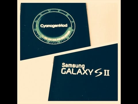 Install CyanogenMod 10.1 Jellybean 4.2.2 on Galaxy S2 SPH-D710 Epic 4G Touch