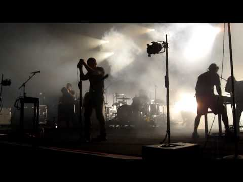 Nine Inch Nails - Just Like You Imagined HD (live w/ Mike Garson @ Wiltern 9/10/09 FINAL SHOW EVER)
