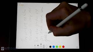 "Apple iPad Pencil Review for 9.7"" iPad (2018)"