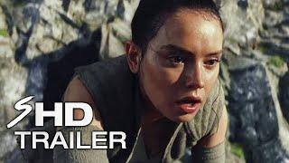 Star Wars: The Last Jedi - OFFICIAL Trailer #1 (2017) Daisy Ridley, Mark Hamill