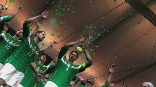 2014 FIFA World Cup Brazil: Mexico wins the World Cup! (HD Gameplay)
