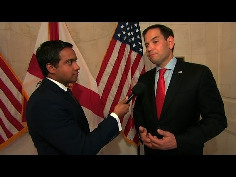 Marco Rubio explains decision to run for Senate (Entire interview)
