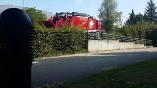 Caminhão de lixo da Suíça