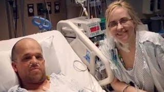 Woman gets more than her life from liver transplant