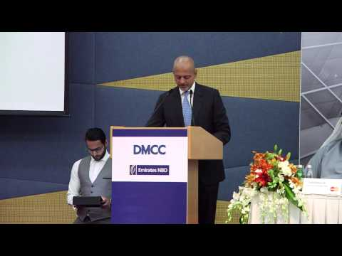 Launch of Emirates NBD DMCC first ever corporate card co-branded with a Free Zone in the Middle East