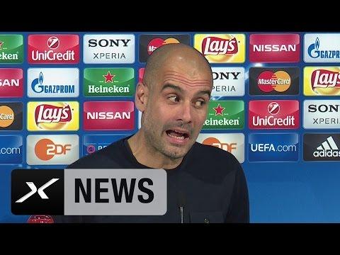 Halbfinal-Trauma? Pep Guardiola verspricht Kampf | FC Bayern München - Atletico Madrid