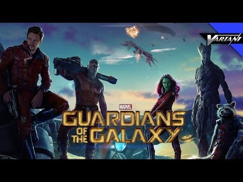 Guardians Of The Galaxy Trailer REVIEW!