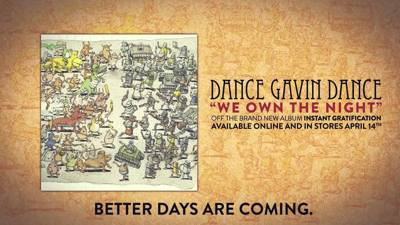 Dance Gavin Dance Wallpaper Dance Gavin Dance we Own The