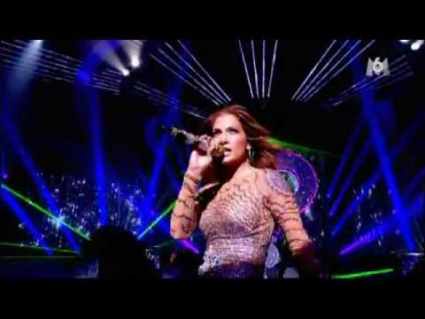X Factor : Jennifer Lopez  - On The Floor video