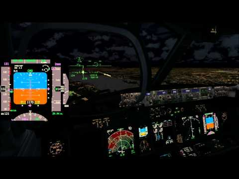 PMDG 737NGX Autoland Review and Tutorial Part Six HD