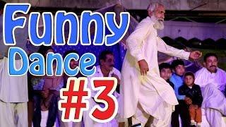 Funny Baba Punjabi Dance on Kala Chashman 2017