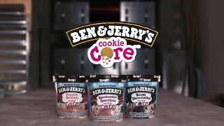 How We Made Our New Cookie Cores | Ben & Jerry's