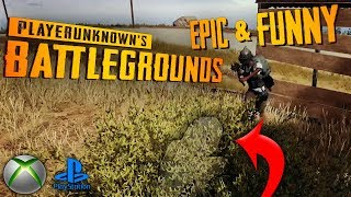 PUBG Xbox & PS4: Epic & Funny Moments Ep.1