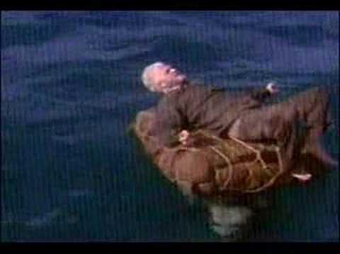Scenes From Treasure Island Movie