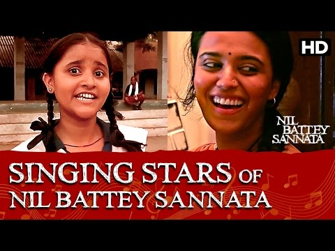 The Singing Stars Of 'Nil Battey Sannata'