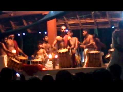 Kuttappi Thayambaka video