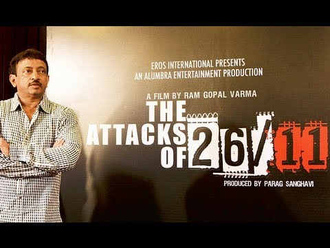 The Attacks Of 26/11 - Trailer Launch