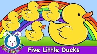 Five Little Ducks - Nursery Rhymes by MyVoxSongs