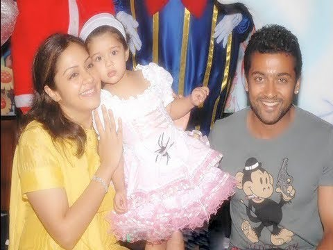Actor Surya's Rare & Unseen Family Pictures